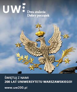 200 lat UW: Dwa stulecia – Dobry początek