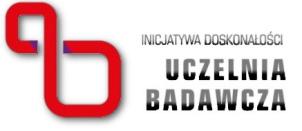 W dniach 15 lipca – 15 września 2020 zostaje wstrzymane przyjmowanie wniosków w ramach systemu grantów wewnętrznych Uniwersytetu Warszawskiego