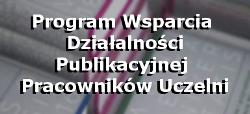 Program Wsparcia Działalności Naukowej Pracowników UW
